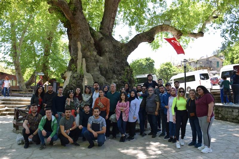 Turizm Haftası Kutlamaları Etkinliklerinden Gaziantep, İskenderun ve Hatay Kültür Gezisi